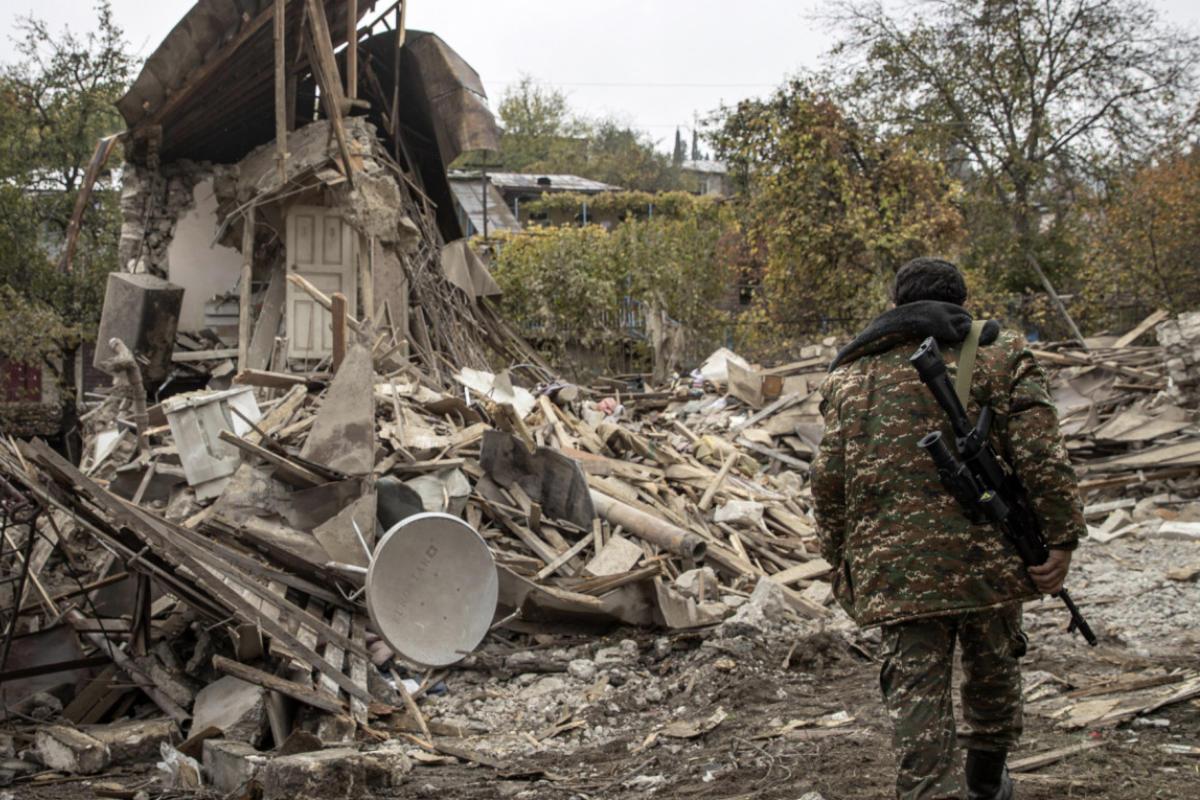 Örményország kapitulált | AZ1.HU