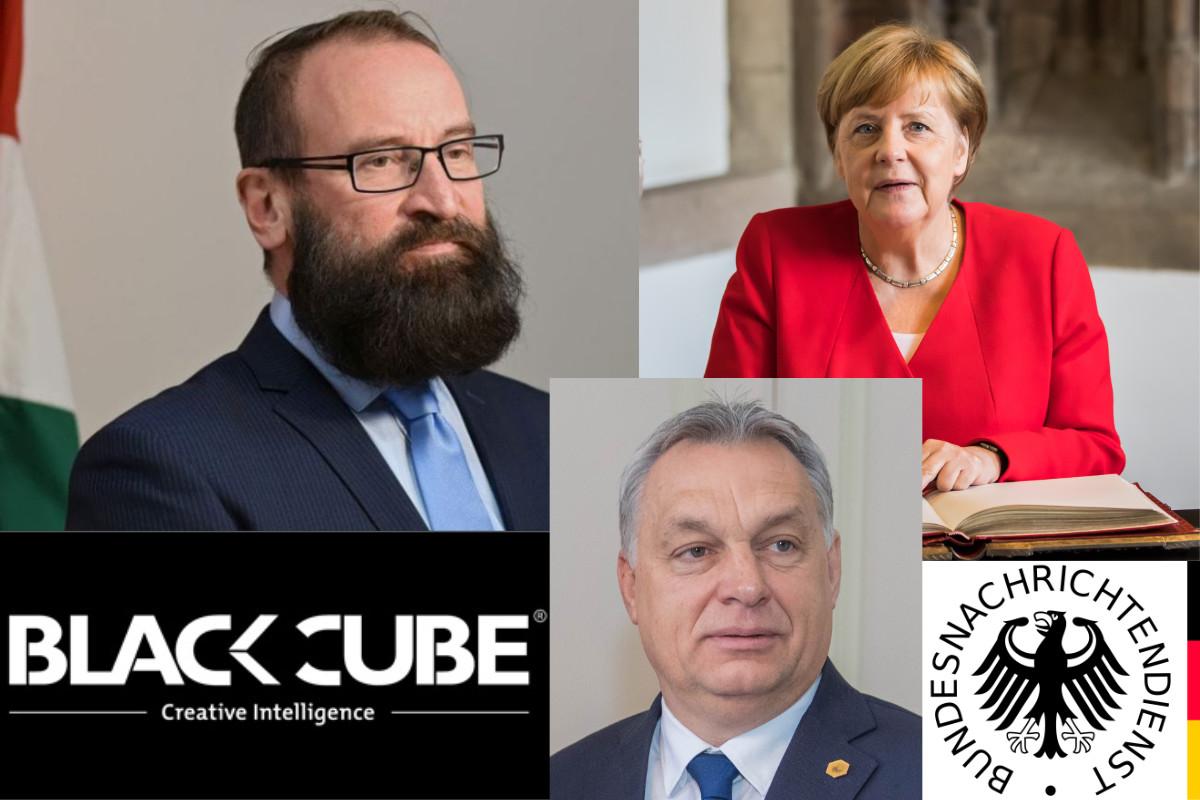 A Szájer-ügy és a német titkosszolgálat | AZ1.HU